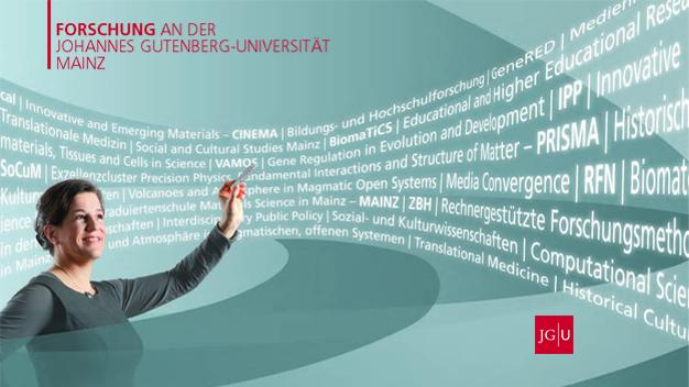 Forschungsinitiative fördert Profilbereiche der JGU jährlich mit rund 8,5 Mio. Euro.